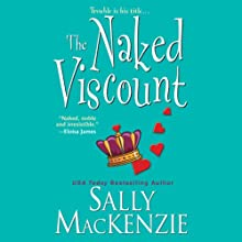 The Naked Viscount Audiobook by Sally Mackenzie Narrated by Lynne Jenson