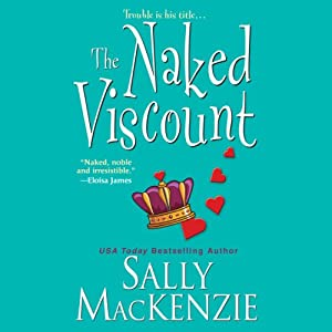 The Naked Viscount Audiobook