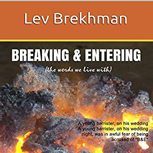 Breaking & Entering Audiobook
