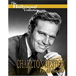 Hollywood Collection - Charlton Heston: For All Seasons