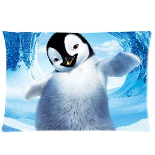 naihe-happy-the-infant-penguin-in-snow-mountain-standard-size-2030inch-two-sides