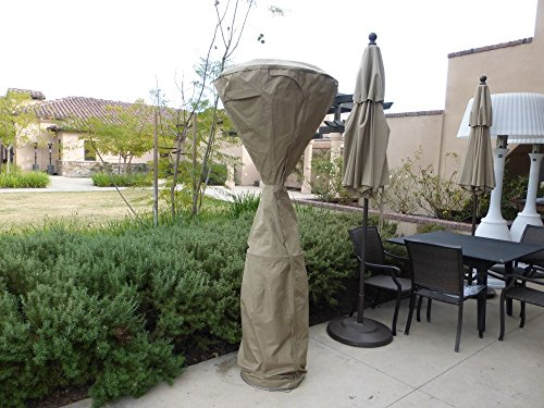 Outdoor-Patio-Heater-Cover-Dancing-Flame-Pyramid-and-Dome-Styles-Available