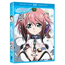Heaven's Lost Property: Complete Series (Blu-ray/DVD Combo)