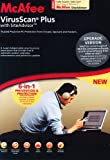 McAfee VirusScan Plus 2008 (Upgrade Edition) (PC)