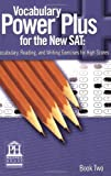 Vocabulary Power Plus for the New SAT, Book 2