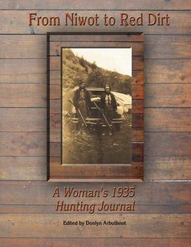 From Niwot to Red Dirt: A Woman's 1935 Hunting Journal