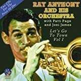 echange, troc Ray Anthony, His Orchestra - Let's Go to Town