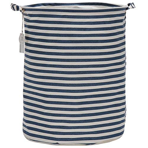 sea-team-waterproof-coating-ramie-cotton-fabric-folding-laundry-hamper-storage-basketl