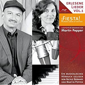 Martin Pepper -  Erlesene Lieder, Vol. 1