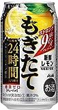【2016年4月5日発売】アサヒ もぎたて 新鮮レモン 350mlx6本