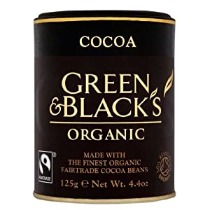 Green and Blacks Cocoa - Organic Fair Trade 100% cocoa powder
