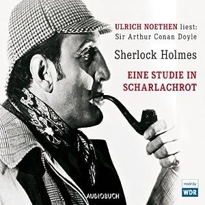 Eine Studie in Scharlachrot (Sherlock Holmes) Hörbuch