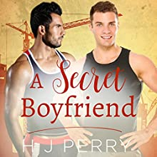 A Secret Boyfriend: SHS, Book 4 Audiobook by H. J. Perry Narrated by Nick J. Russo