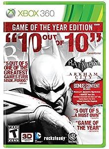 Batman: Arkham City (Game of the Year Edition) - Xbox 360