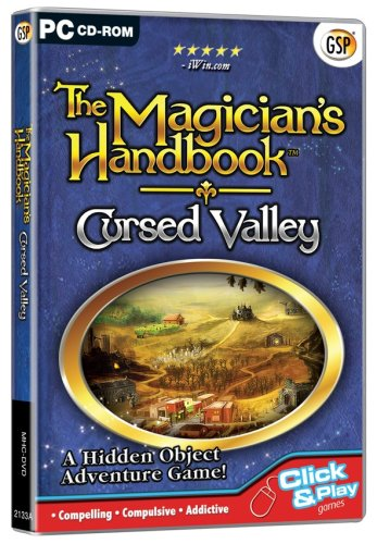 The Magicians Handbook Cursed Valley (PC CD) [Edizione: Regno Unito]