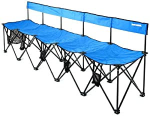 Insta Bench Lx 5 Seater Bench Blue Sports Outdoors