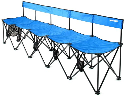 Insta-bench LX 5 Seater Bench - Blue