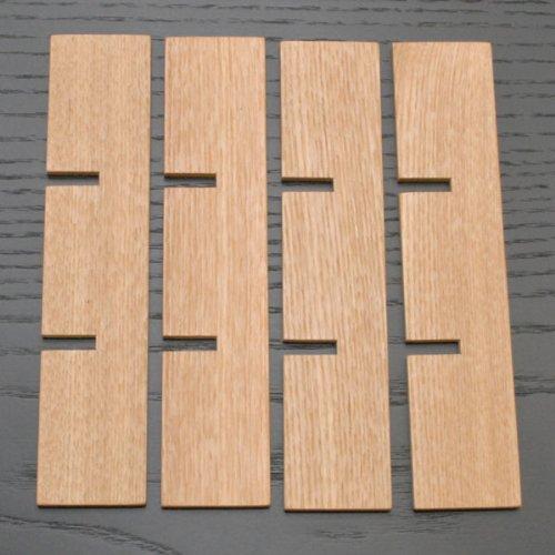 白木桌背景素材