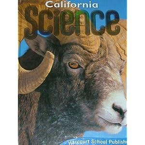 Science harcourt school publishers