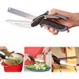 Shag Kitchen Cutting Knife Vegetable And Fruit Cutting / Chopping / Slicing Cutter Can Do It All