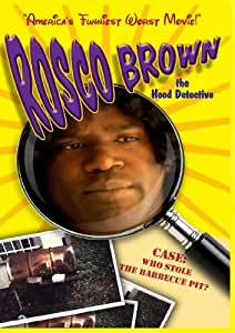 Roscoe Brown the Hood Detective - Who Stole the Barbecue Pit?