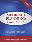 Medicaid Planning: From A to Z (2015)