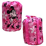 Minnie Mouse Sleeping Bag Daisy Dots Slumber Set