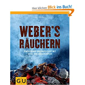 Umschlag von 'Weber's Räuchern: Einfach und unkompliziert mit Grill und Räucherofen'