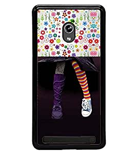 printtech Girly Back Case Cover for Asus Zenfone 6 A600CG
