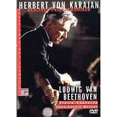 Karajan / A. S. Mutter : Ludwig Von Beethoven - Violon concerto - DVD
