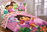Dora Explorer Run Skip Jump Full-Double Bedding Set thumbnail