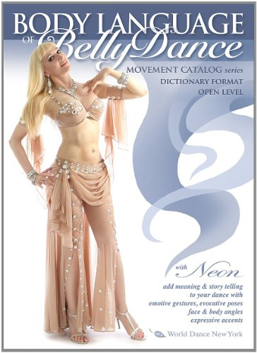 Body Language of Bellydance: Movement Catalog [DVD] [Import]