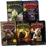 Spiderwick Chronicle Collection Set (field Guide, the Seeing Stone, Lucinda's Secret, the Ironwood Tree, the Wrath of Mulgarath)