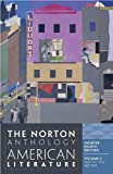 The Norton Anthology of American Literature (Shorter Eighth Edition)  (Vol. Volume 2)