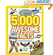 National Geographic Kids (Author)   145 days in the top 100  (173)  Buy new:  $19.95  $11.27  63 used & new from $8.97