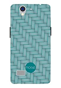 Noise Criss Cross Printed Cover for Oppo R819T