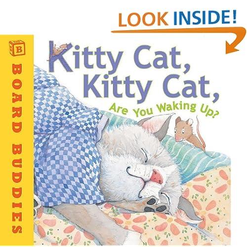 Kitty Cat, Kitty Cat, Are You Waking Up? (Broad Buddies) (Board Buddies)