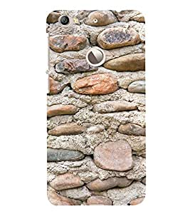 EPICCASE Pebbles and sand Mobile Back Case Cover For LeEco Le 1s Eco (Designer Case)