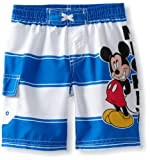 Disney Boys 2-7 Mickey Boardshort