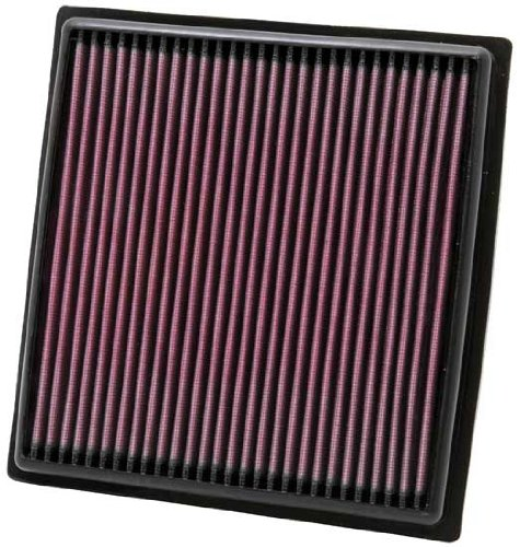 K&N 33-2455 High Performance Replacement Air Filter for 2010-2011 Lexus RX450H 3.5L V6