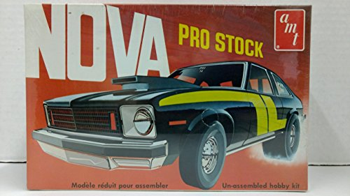 AMT T438 1975 Nova Pro Stock 1:25 Scale Plastic Model Kit - Requires Assembly (Pro Stock Model Car Kits compare prices)