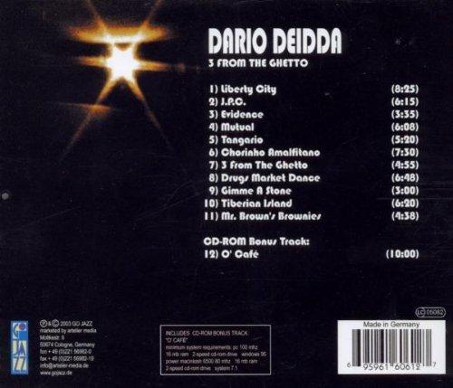 Dario Deidda - 3 From The Ghetto
