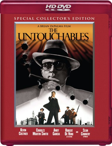 Cover art for  The Untouchables (Collector's Edition) [HD DVD]