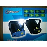 Instapark� GLP03B Green & Red Laser Projector Light, 2011 Newest Version, Color Black ~ Instapark