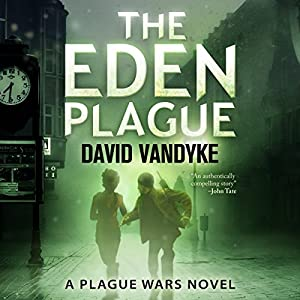 The Eden Plague Hörbuch