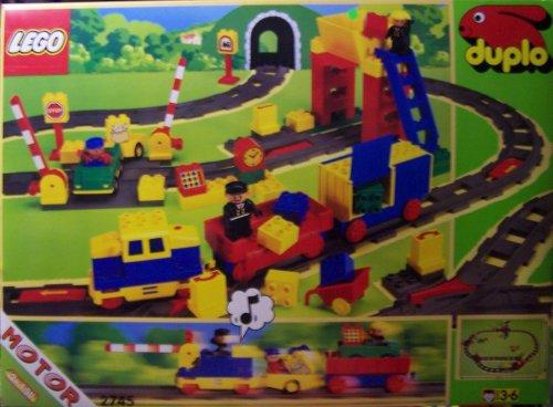 LEGO DUPLO Eisenbahn 2745 Eisenbahn Superset