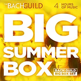 Big Summer Box (A Big Bach Guild Set)
