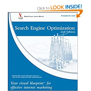 SEO Visual Blueprint 2nd Edition Pre-Order