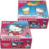 Hello Kitty 100 piece Painting Lenticula...