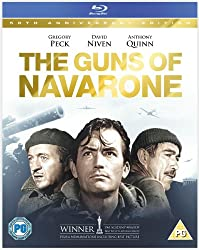 The Guns of Navarone [Blu-ray] [1961][Region Free]